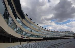 Window Cleaning Camp Randall Stadium